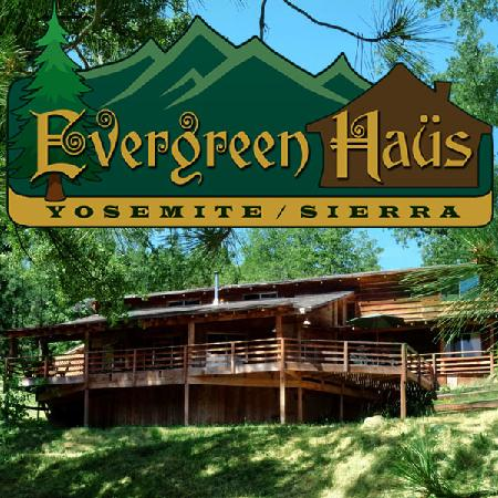 ‪‪Evergreen Haus‬: Evergreen Haus - Yosemite / Sierra - Mountain Cabin Lodging‬