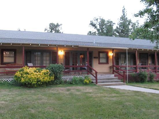 Sierra Sky Ranch: porche