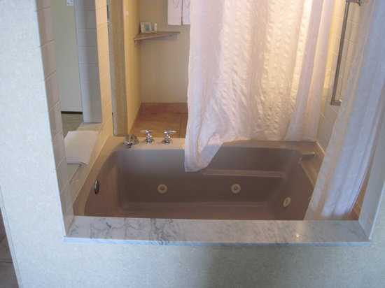 Comfort Inn Downtown: The hot tub
