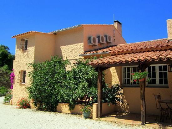 Villa Nais: The house