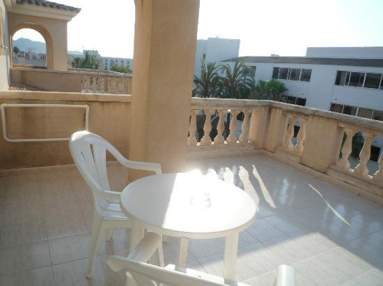 Marins Playa Suites: Balcony