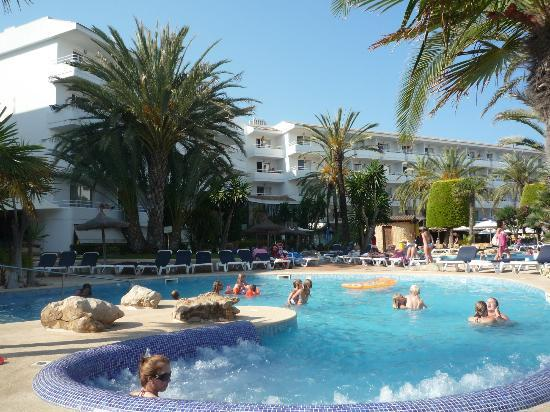 Hotel Marins Playa: Pool
