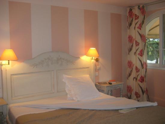 Auberge du Lac : Ma chambre, très agréable