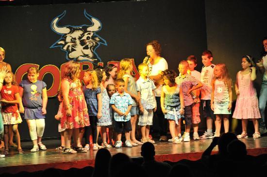 Villaggio Club La Feluca: Spettacolo bambini
