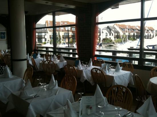 Italian Restaurant Hythe Hampshire