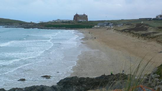 Surfside Stop: fistral beach