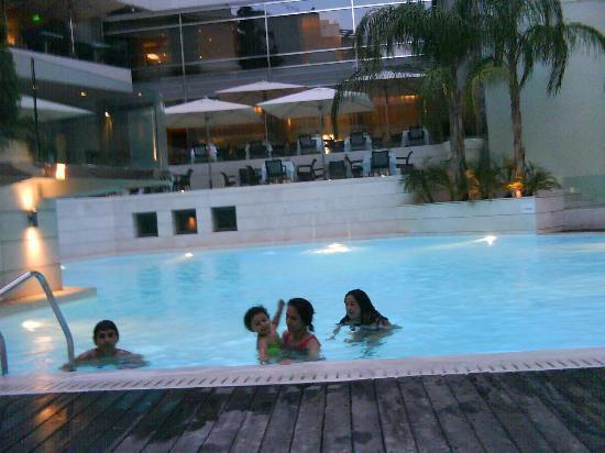 Galaxy Hotel Iraklio: Hotels` outdoor pool