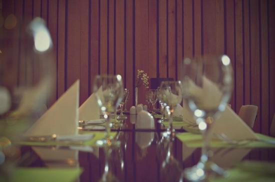 Hotel Bonvino Wine and Spa Badacsony: Restaurant