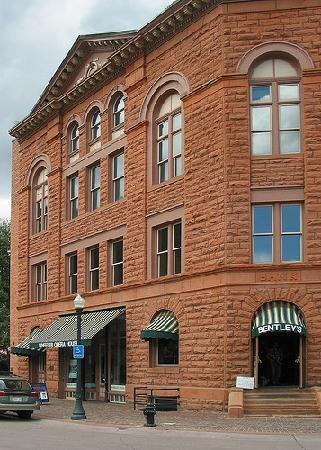 Aspen, CO: Wheeler Opera House
