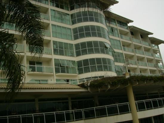 Fazzenda Park Hotel: apartamentos centrais
