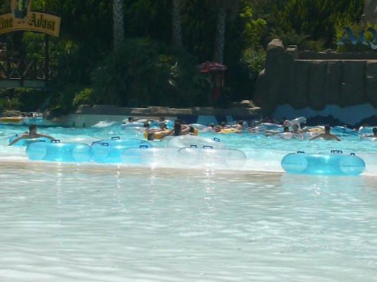 Aqua Fantasy Aquapark Hotel & SPA: Wavepool
