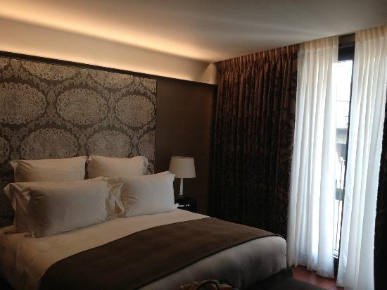 Bulgari Hotel, London: Super comfortable bed