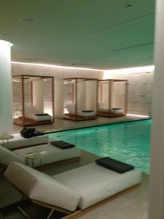 Bulgari Hotel, London: Pool