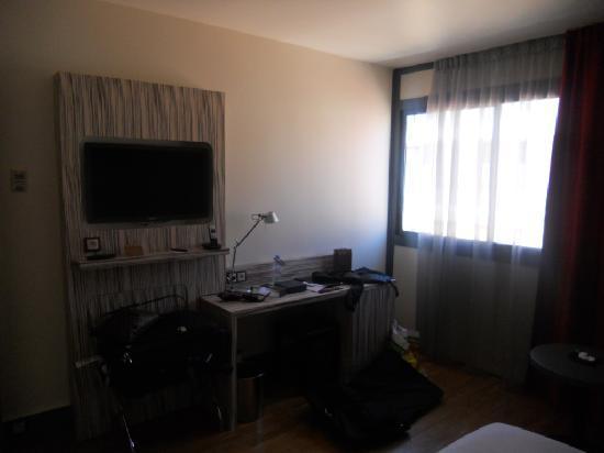 Eden Hôtel & Spa : chambre