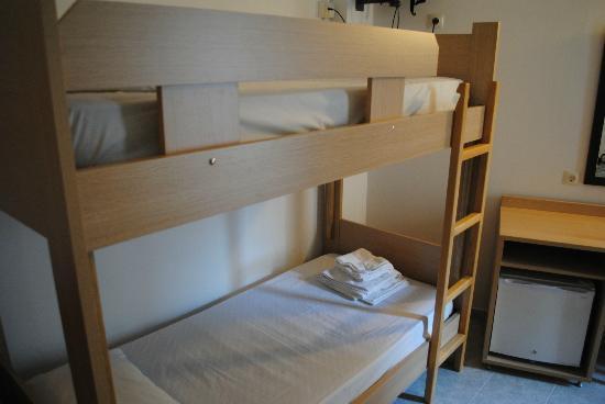 Moschos Hotel: Quad Room