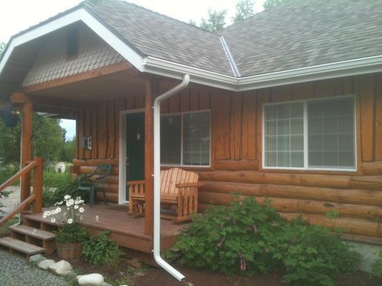 Denali Fireside Cabins & Suites: Our room!