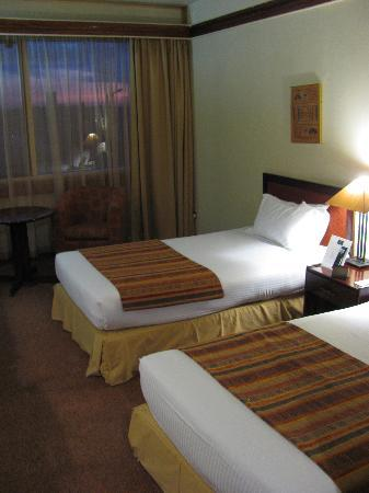 Rainbow Towers Hotel: Room