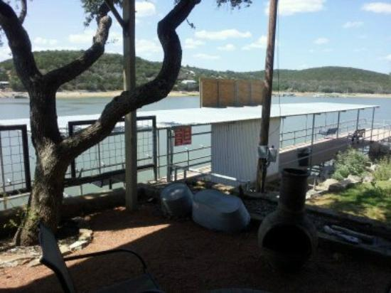 Painted Sky Inn: Fishing Dock
