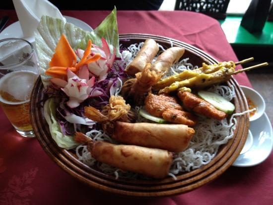 Siam anong 56 clarence street in york gb tips and for Anong thai cuisine