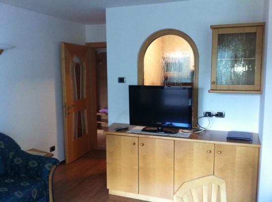 Residence Sovara: il soggiorno