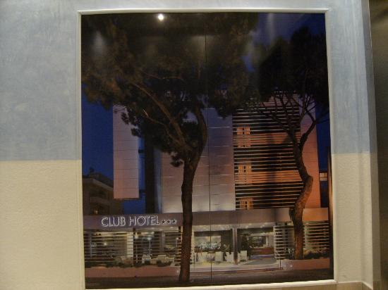 Club Hotel Riccione: interno