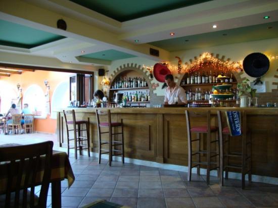 Pancho's Mexican : bar of Panchos