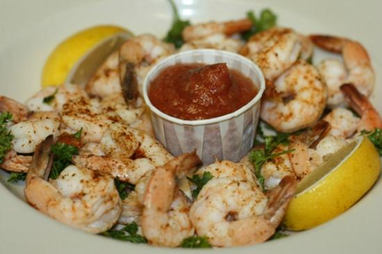 BuddyRoe's Shrimp Shack: Peel N Eat Shrimp