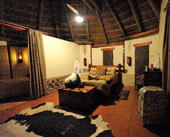 Schotia Safaris Private Game Reserve: Unterkunft