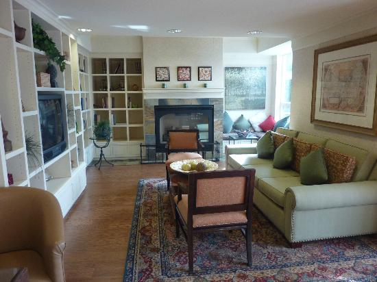 Silver Cloud Inn Seattle - Lake Union: Relaxation area