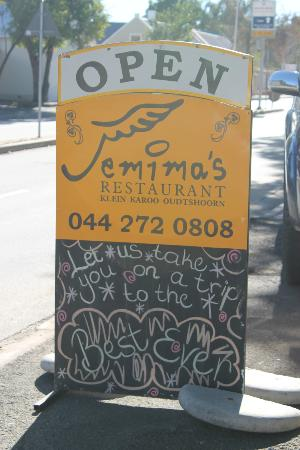 Jemima's Restaurant