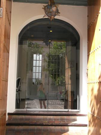 Hospes Las Casas del Rey de Baeza Sevilla: entrance