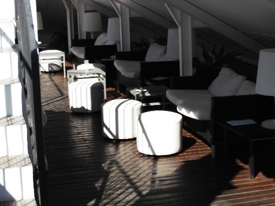 Hospes Las Casas del Rey de Baeza Sevilla: siesta-lounge