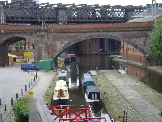 Manchester Sightseeing Bus Tours: Castlefield