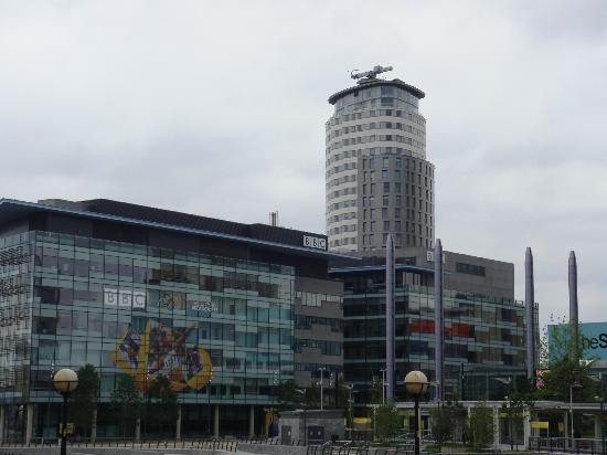 Manchester Sightseeing Bus Tours: Media City