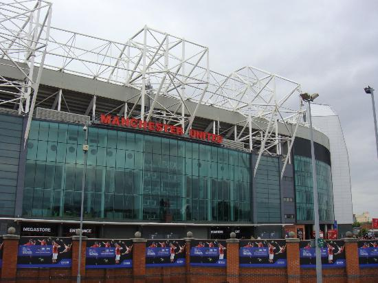 Manchester Sightseeing Bus Tours: Manchester United - Old Trafford