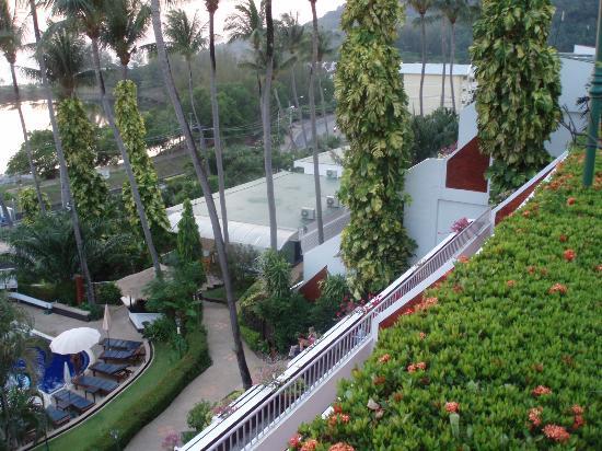 Best Western Phuket Ocean Resort: Utsikt