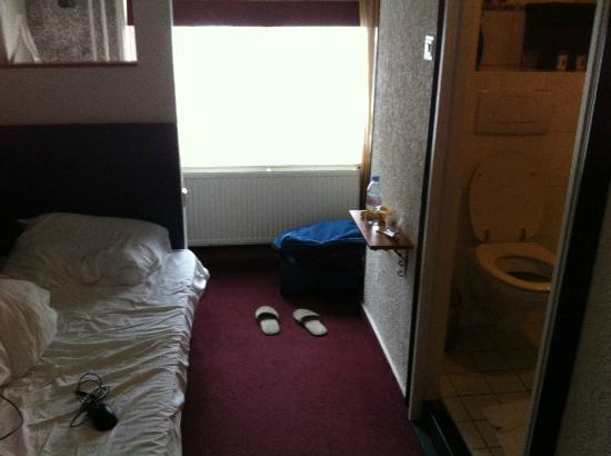 Fletcher Hotel-Restaurant Apeldoorn : My cell.