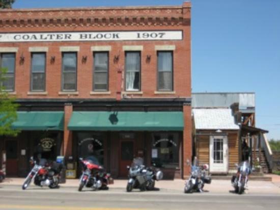 Gannett Grill: Historic building is a Lander landmark
