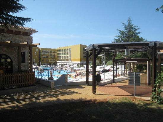 Sol Garden Istra: Pool