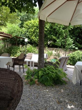 La Cucina del Petrarca: giardino