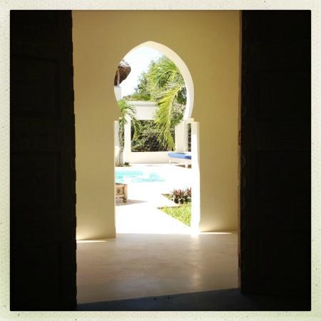 Al Hamra: Archway