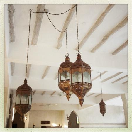 Al Hamra: Lanterns