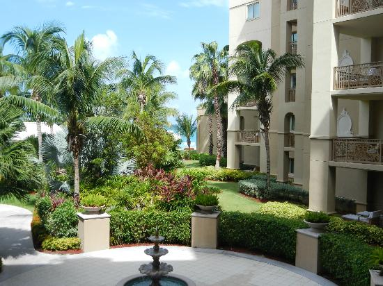 The Residences at The Ritz-Carlton, Grand Cayman: View of Resort