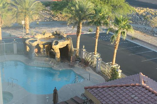 Comfort Inn & Suites Henderson: Pool