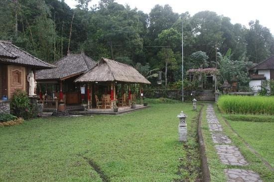 Puri Lumbung Cottages: Sunset Bar