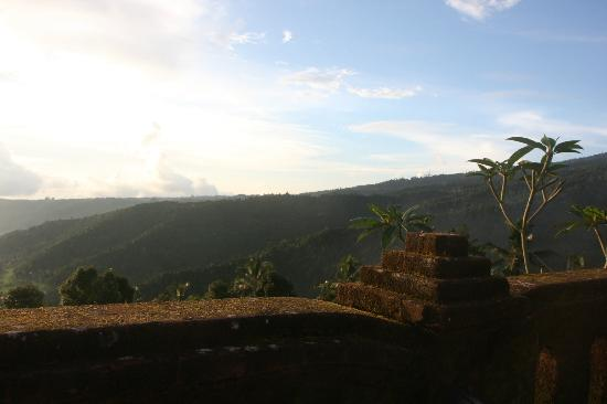 Puri Lumbung Cottages: Gorgeous views