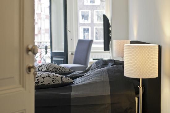 Luxury Keizersgracht Apartments: Entrance