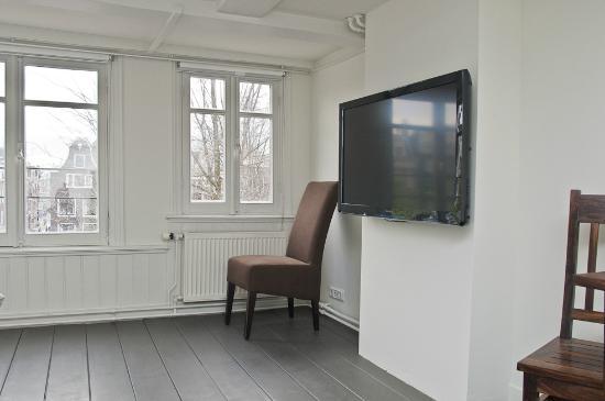 Luxury Keizersgracht Apartments: Bedroom