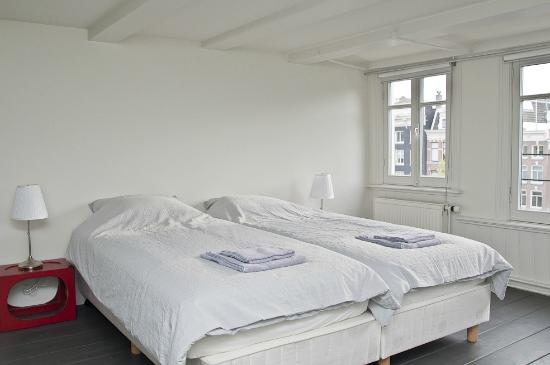 Luxury Keizersgracht Apartments: Bed room