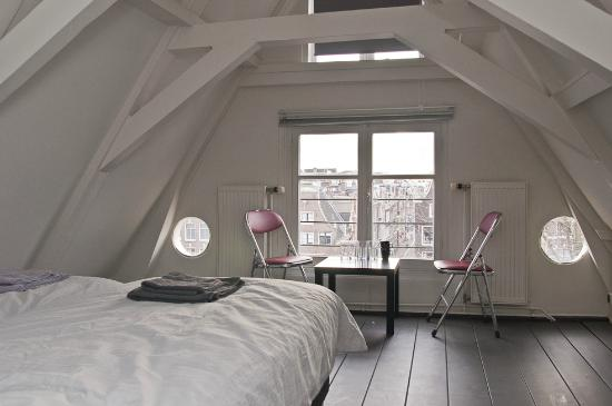 Luxury Keizersgracht Apartments: Bedroom